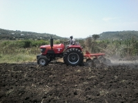 Wefi limited tractor in action